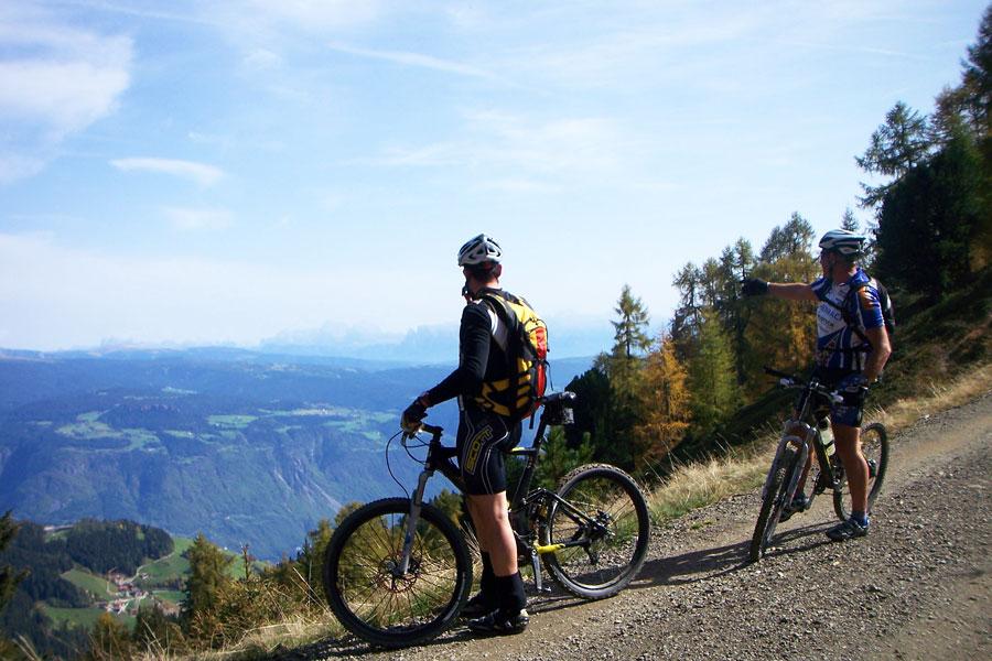 Bike-Urlaub im Vinschgau