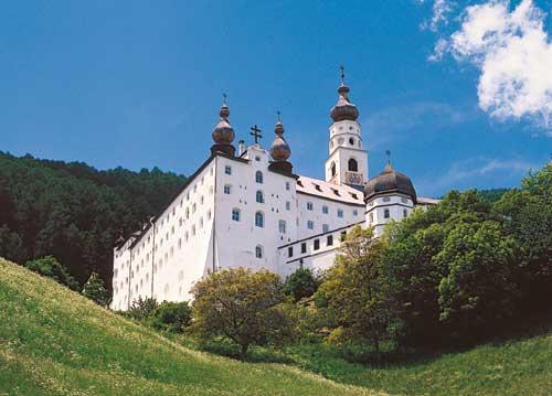 Benediktinerkloster Marienberg im Vinschgau
