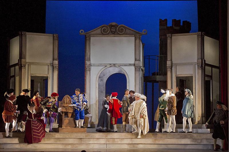 Rigoletto - Oper in drei Akten von Giuseppe Verdi