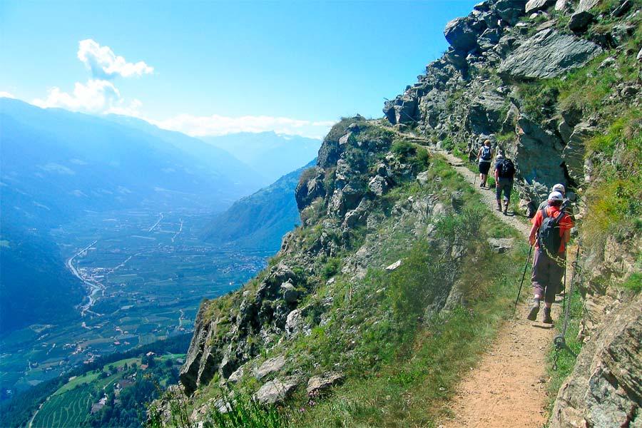 Ihre Wanderung in Südtirol